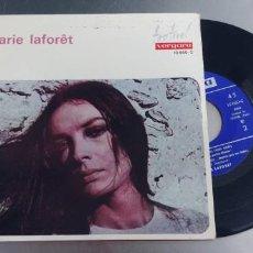 Discos de vinilo: MARIE LAFORET-EP QUE CALOR DA LA VIDA +3. Lote 295901088