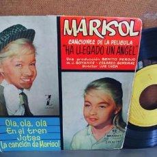 Discos de vinilo: MARISOL-EP OLA OLA OLA +3. Lote 295903063