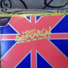 Discos de vinilo: LA GRAN DESCARGA 2X12. Lote 295905663
