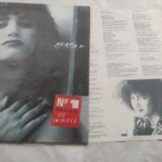 Discos de vinilo: MARTIKA – MARTIKA-LP-ESPAÑA-1988-. Lote 295911338