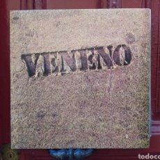 Discos de vinilo: VENENO. LP VINILO PRIMERA EDICIÓN DE 1977 PORTADA ABIERTA. PERFECTO ESTADO.. Lote 295923148