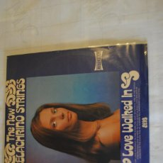 Discos de vinilo: THE NOW MELADRINO STRINGS. LOVE WALKED IN. 1972 LP MARFER. Lote 295925918
