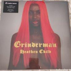 Discos de vinilo: GRINDERMAN (NICK CAVE) - HEATHEN CHILD. Lote 295930578