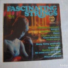 Discos de vinilo: FASCINATING STRINGS. LP EKIPO 1967.. Lote 295936433