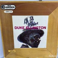 Discos de vinilo: DUKE ELLINGTON - AT THE COTTON CLUB (LP, COMP, MONO). Lote 295943173