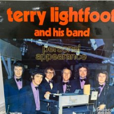 Discos de vinilo: TERRY LIGHTFOOT AND HIS BAND - PERSONAL APPEARANCE (LP, ALBUM). Lote 295943438