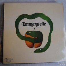 Discos de vinilo: EMMANUELLE. OLYMPO 1975. LP. Lote 295944023