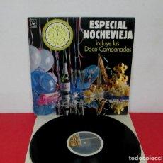 Discos de vinilo: ESPECIAL NOCHEVIEJA - INCLUYE LAS DOCE CAMPANADAS - ORQUESTA LA GRAN DECADA -LP- HORUS 1989 N MINT. Lote 295970443