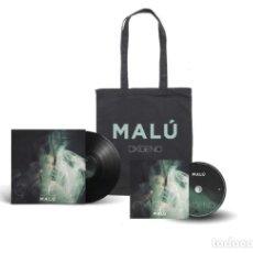 Discos de vinilo: MALÚ APRENDIZ - OXÍGENO (EDICIÓN LIMITADA) (CD DIGIPACK + LP-VINILO + BOLSA) ENVIÓ ESPAÑA 2 €. Lote 295976553