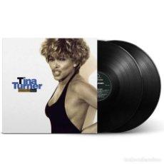 Discos de vinilo: TINA TURNER TINA TURNER - SIMPLY THE BEST (2 LP-VINILLO ) NUEVO Y PRECINTADO ENVIÓ CERT ESPAÑA 2 €. Lote 295978333