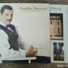 Discos de vinilo: FREDDIE MERCURY - ALBUM **** RARO LP ESPAÑOL 1992 QUEEN. Lote 295982808