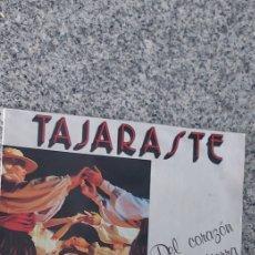 Discos de vinilo: TAJARASTE - DEL CORAZÓN A MI TIERRA. Lote 295983033