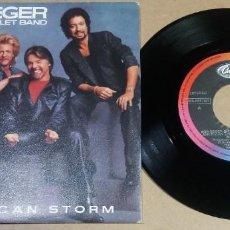 Discos de vinilo: BOB SEGER & THE SILVER BULLET BAND / AMERICAN STORM / SINGLE 7 PULGADAS. Lote 295984678