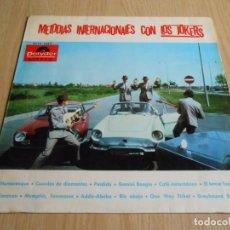 Discos de vinilo: JOKERS, THE - MELODIAS INTERNACIONALES -, LP, HUMORESQUE +11, AÑO 1966. Lote 295985668