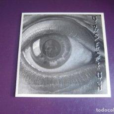 Discos de vinilo: LA CASA USHER – OBSESIÓN - EP AUTOEDITADO 1992 - SIN ESTRENAR - INCLUYE INSERT - DARK WAVE. Lote 295986093