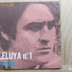 Discos de vinilo: AUTE – ALELUYA Nº. 1. Lote 295996078