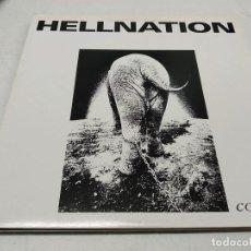 Discos de vinilo: HELLNATION - CONTROL --CON EL INSERT INTERIOR. Lote 296000413