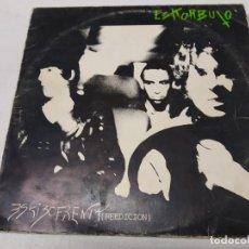 Discos de vinilo: ESKORBUTO - ESKIZOFRENIA (REEDICION) (LP, ALBUM, RE). Lote 296002113