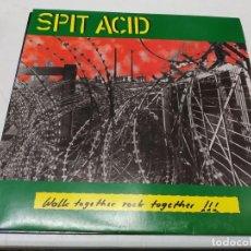 Discos de vinilo: SPIT ACID - SPIT ACID (LP, ALBUM). Lote 296002358