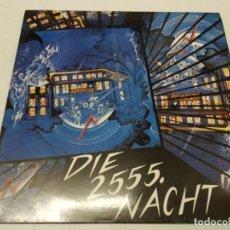 Discos de vinil: DIE 2555. NACHT (LP, COMP). Lote 296002463
