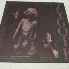 Discos de vinilo: ZYGOTE---89-91. Lote 296003228
