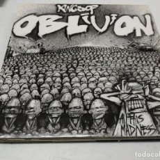 Discos de vinilo: KINGS OF OBLIVION - ALL THIS MADNESS (LP, ALBUM). Lote 296004778