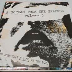 Discos de vinilo: A SCREAM FROM THE SILENCE VOLUME 3 (LP, COMP). Lote 296005443
