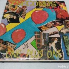 Discos de vinilo: 7 SECONDS - LIVE! ONE PLUS ONE (LP). Lote 296005808