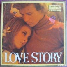 Discos de vinilo: BOX SET - LOVE STORY - VARIOS (VER FOTOS) (CAJA CON 8 LP'S, SPAIN, READER'S DIGEST 1974). Lote 296005868