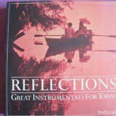Discos de vinilo: BOX SET - REFLECTIONS, GREAT INSTRUMENTALS FOR TODAY - VARIOS (CAJA CON 8 LP'S, FRANCE, READER'S DIG. Lote 296006643