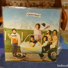 Discos de vinilo: EXPRO LP BRASIL CA 1980 QUASE LINDO PREMEDITANDO OBREQUE BUEN ESTADO. Lote 296017323