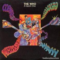 Discos de vinilo: THE WHO A QUICK ONE. Lote 296017468
