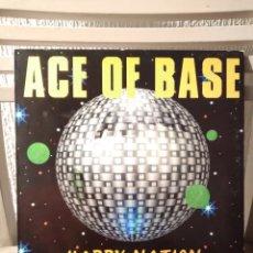 "Discos de vinilo: VINILO - ACE OF BASE ""HAPPY NATTION"". Lote 296021243"
