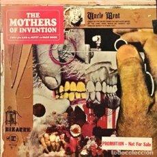 Discos de vinilo: THE MOTHERS OF INVENTION - UNCLE MEAT · 2LP · VINYL · USA · 1969 · PROMO · EX / EX. Lote 296032908