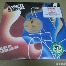 Discos de vinilo: REGINA (MAXI) HEAD ON (2 TRACKS) AÑO – 1986 – EDICION U.S.A.. Lote 296045983