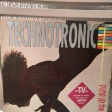 """Discos de vinilo: VINILO - TACHNOTRONIC """"PUMP UP THE JAM"""". Lote 296049783"""