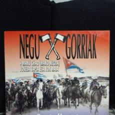 Discos de vinilo: NEGU GORRIAK GORA HERRIA TOUR 91 SELLO ESAN OZENKI. Lote 296064123