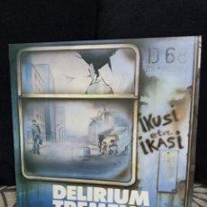 Discos de vinilo: DELIRIUM TREMENS IKUSI ETA IKASI OIHUKA. Lote 296066648