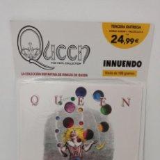 Discos de vinilo: QUEEN: THE VINYL COLLECTION - INNUENDO (DOBLE ALBUM) - PLANETA DEAGOSTINI (PRECINTADO). Lote 296066818