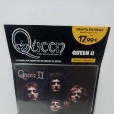 Discos de vinilo: QUEEN: THE VINYL COLLECTION - QUEEN II (1974) - PLANETA DEAGOSTINI (PRECINTADO). Lote 296067663