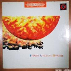 Discos de vinilo: DANCE 2 TRANCE - P.OWER OF A-MERICAN N-ATIVES. Lote 296553693