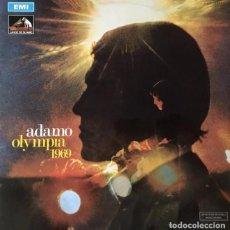 Discos de vinilo: ADAMO - OLYMPIA - 1969 - LP. Lote 296557718