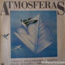 Discos de vinilo: SKY JOHN WILLIAMS VOLLENWEIDER APSARIAS KITAJIMA VINILO 10 P. Lote 296296548