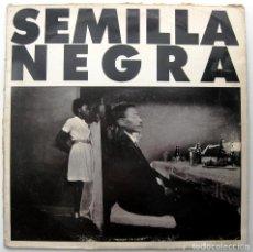 Discos de vinilo: RADIO FUTURA - SEMILLA NEGRA - MAXI ARIOLA 1992 BPY. Lote 296560548