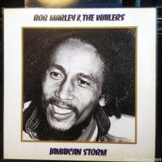 Discos de vinilo: BOB MARLEY - JAMAICAN STORM UK 1983. Lote 296561818