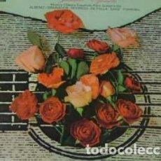 Discos de vinilo: JOHN WILLIAMS ALBENIZ GUITARRA ESPANOLA VINILO ARGENTINO. Lote 296312073