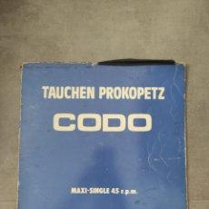 Discos de vinilo: CODO, TAUCHEN PROKOPETZ. Lote 296584038