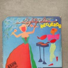 Discos de vinilo: RECUERDO EIGHTY-ONE. Lote 296587413
