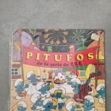 Discos de vinilo: PITUFOS. Lote 296588093