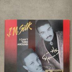 Discos de vinilo: J.M. SILK. Lote 296593278